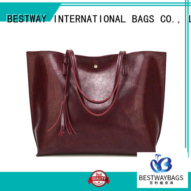 Bestway designer pu bags china for sale for lady