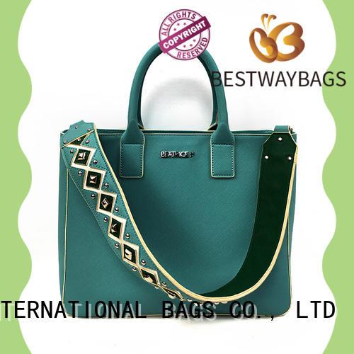 Bestway ladies fashion bag supplier for ladies