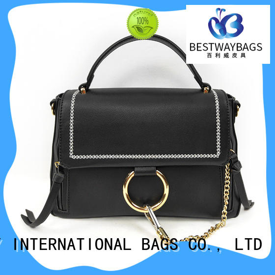 fashion synthetic leather bag messenger online for ladies