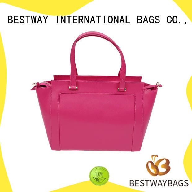 embroidery polyurethane bag Chinese for ladies Bestway