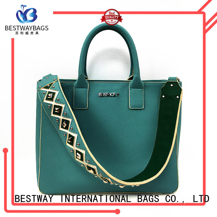 Bestway generous pu leather bag sale for girl