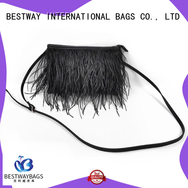 Bestway elegant pu bag for sale for lady