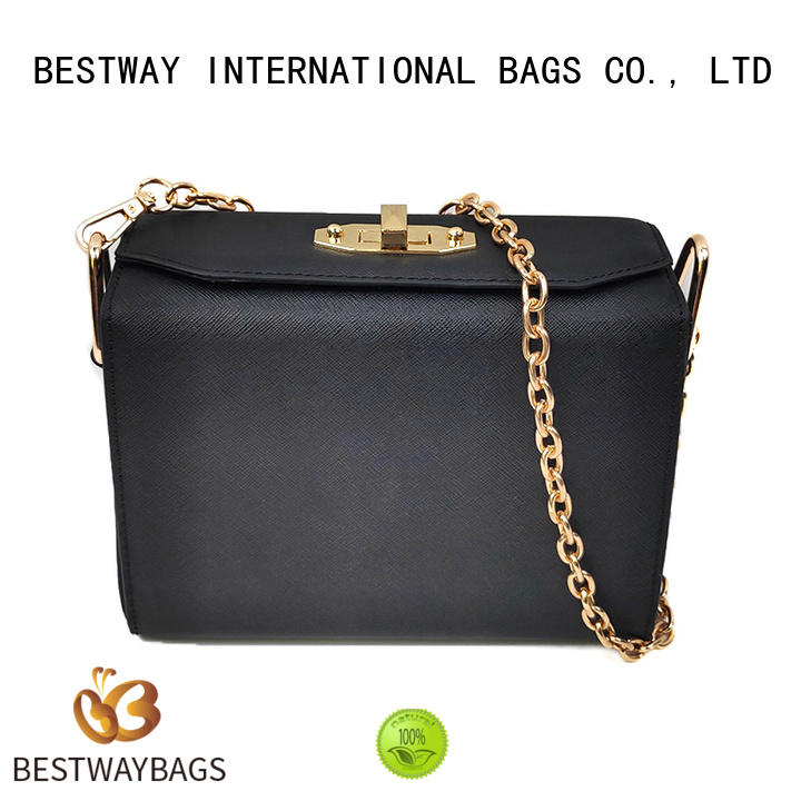 Bestway leisure leather bag material for sale for lady