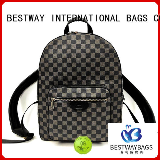 Bestway organizer overnight bags for women manufacturer for work