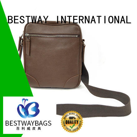 Bestway black leather for bags wildly for daily life