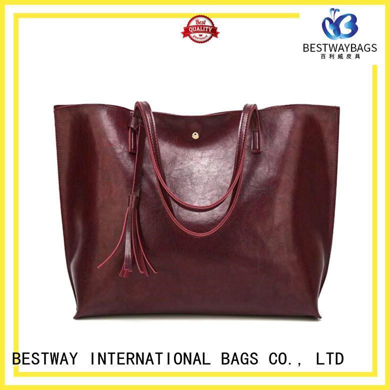 boutique polyurethane purse online for girl Bestway