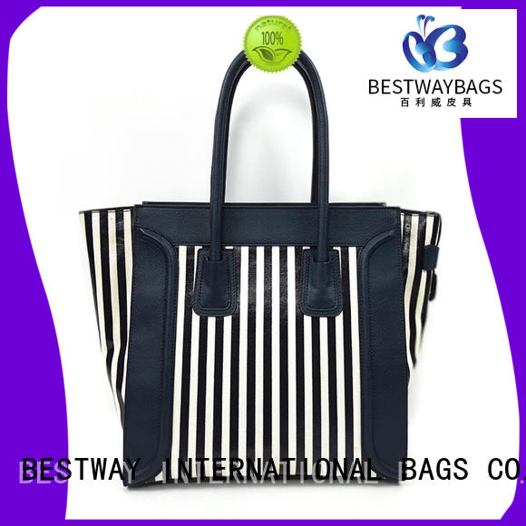 Bestway beautiful personalised canvas bags standard for holiday