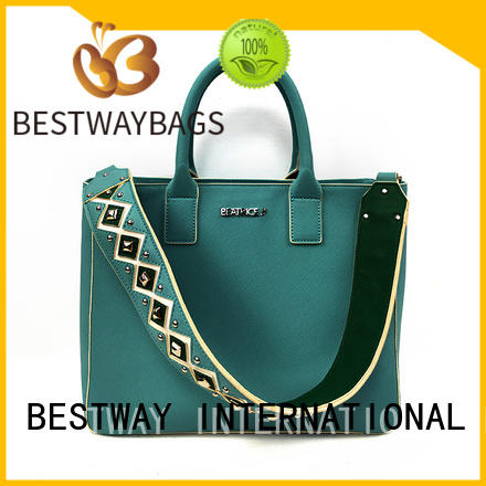 Bestway boutique pu bag supplier for girl