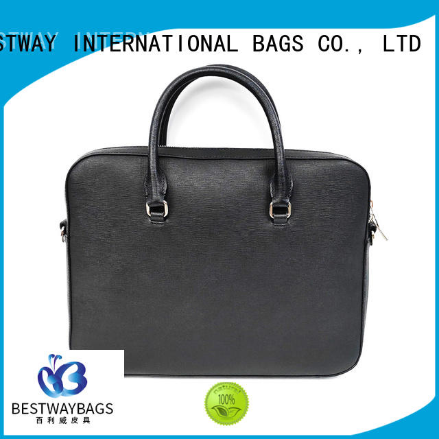 Bestway trendy leather bag purse for work