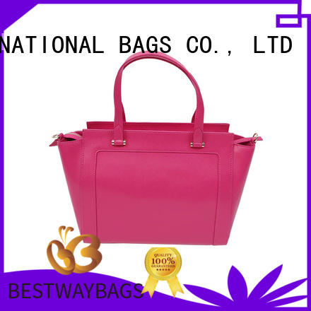 elegant pu leather bag unique Chinese for lady
