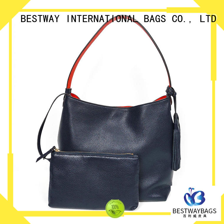 Bestway branded leather bag online for daily life