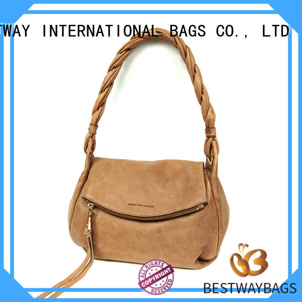 Bestway fashion how to clean polyurethane bag supplier for ladies