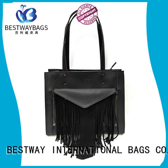 Bestway expensive bags in leather manufacturer for work