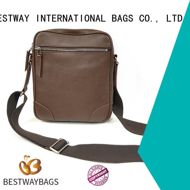Bestway designer leather handbags manufacturer for work