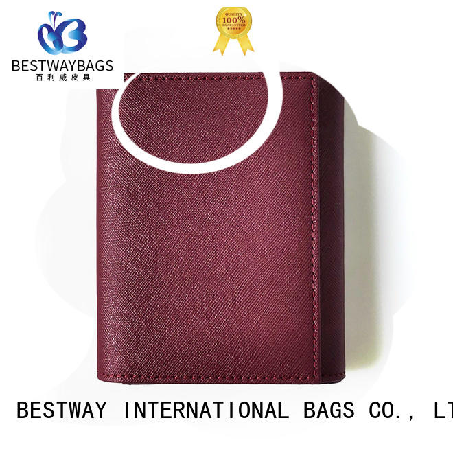 Bestway hand brown leather pocketbooks online for daily life