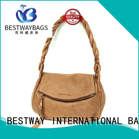 Bestway boutique pu leather shoulder bag online for girl