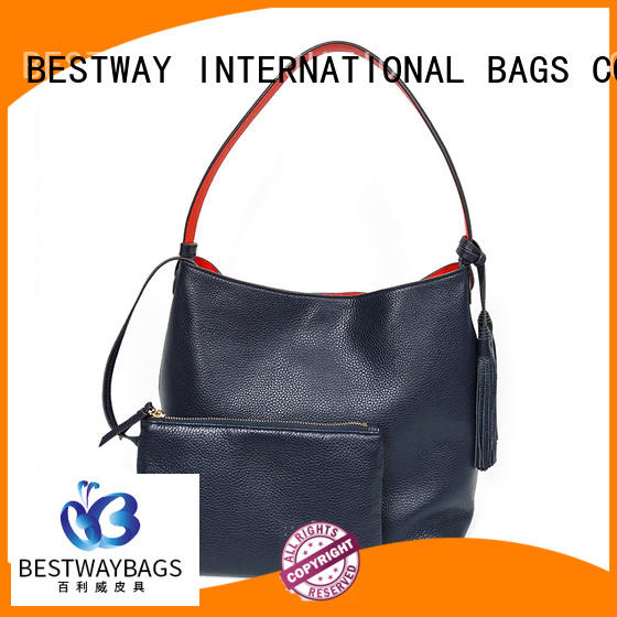 Bestway trendy leather handbags personalized for work