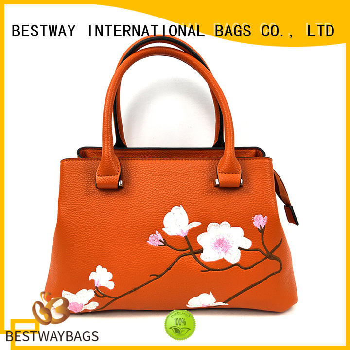 Bestway fashion pebbled leather bag online for girl