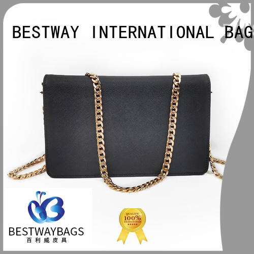 Bestway cow leather bag personalized