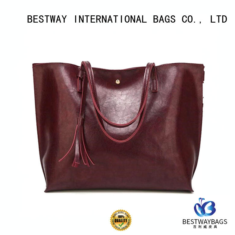 fur pu leather bag for sale for ladies Bestway