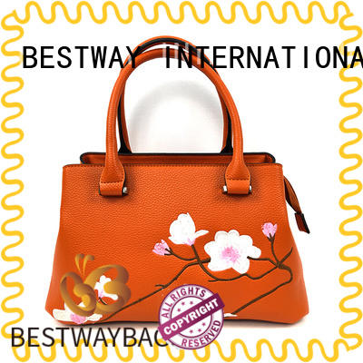 satchel durable leather bags online for lady Bestway