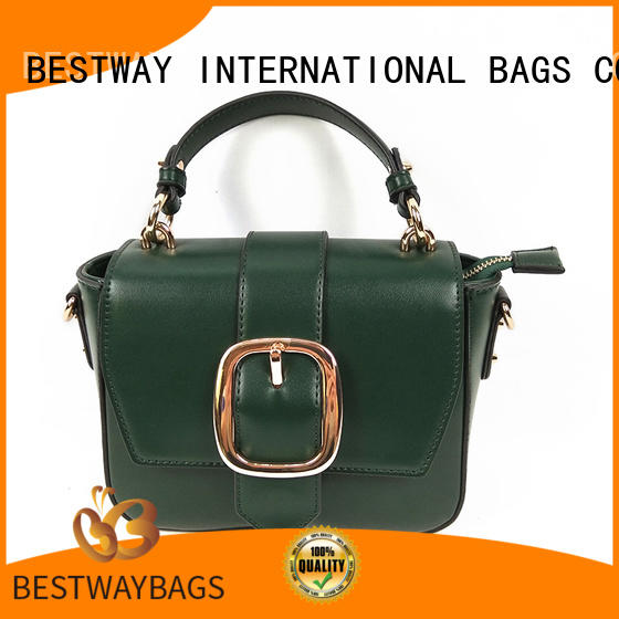 leisure pu leather bag ladies Chinese for girl