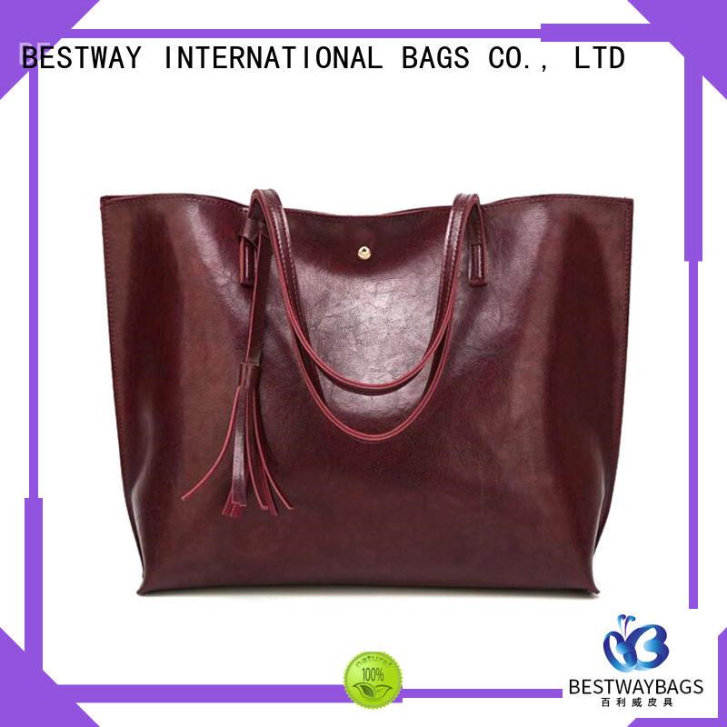 pu bag body for ladies Bestway