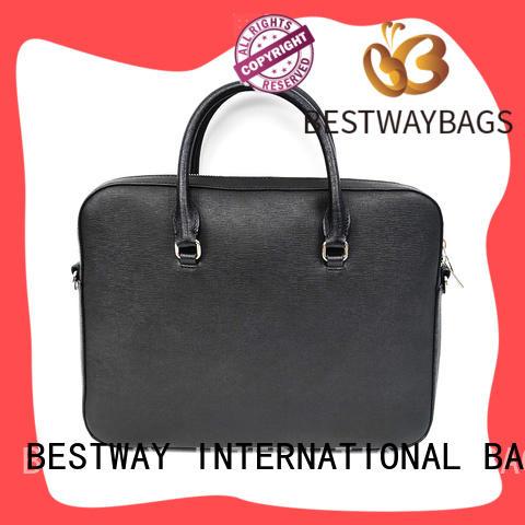 Bestway side leather bag online for work