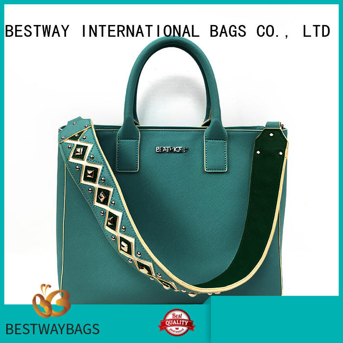 Bestway discount pu fabric supplier for lady