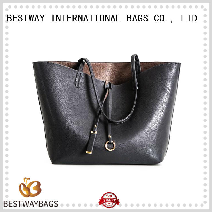 Bestway stylish genuine leather bags for women personalized for work