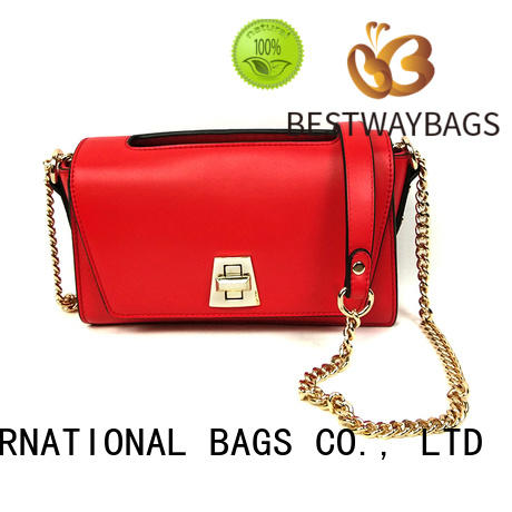 strap pu leather bag Chinese for girl Bestway