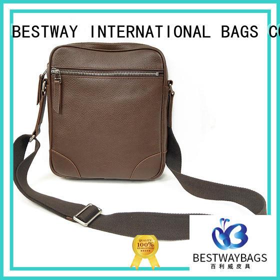 Bestway vintage women's large leather handbags on sale for date