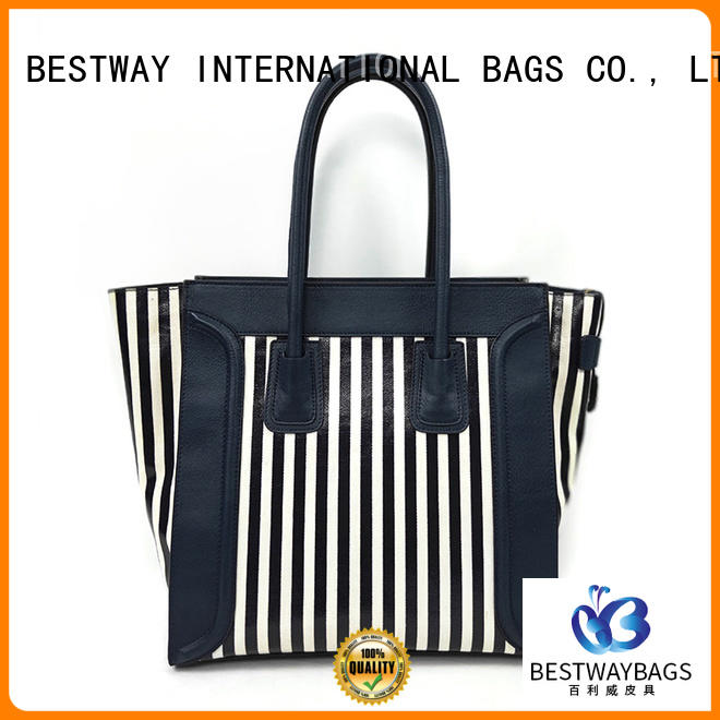 Bestway easy match custom canvas bags bag for relax