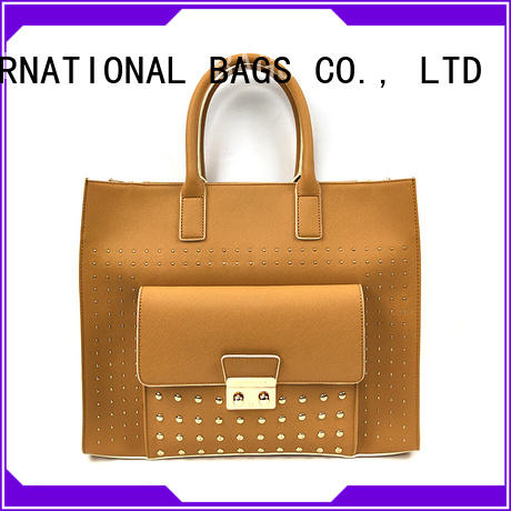 simple polyurethane bag for sale for lady