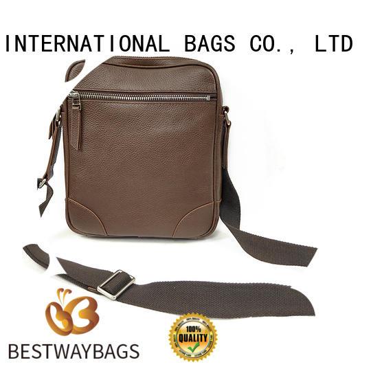 Bestway ladies leather crossbody bag on sale for work