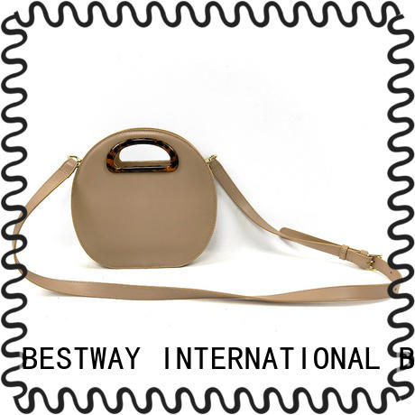 embroidery pu leather bag for sale for women Bestway