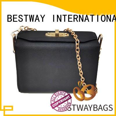 Bestway simple polyurethane bag supplier for ladies