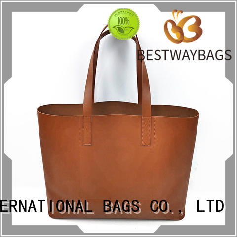 Bestway tan pu leather is online for girl