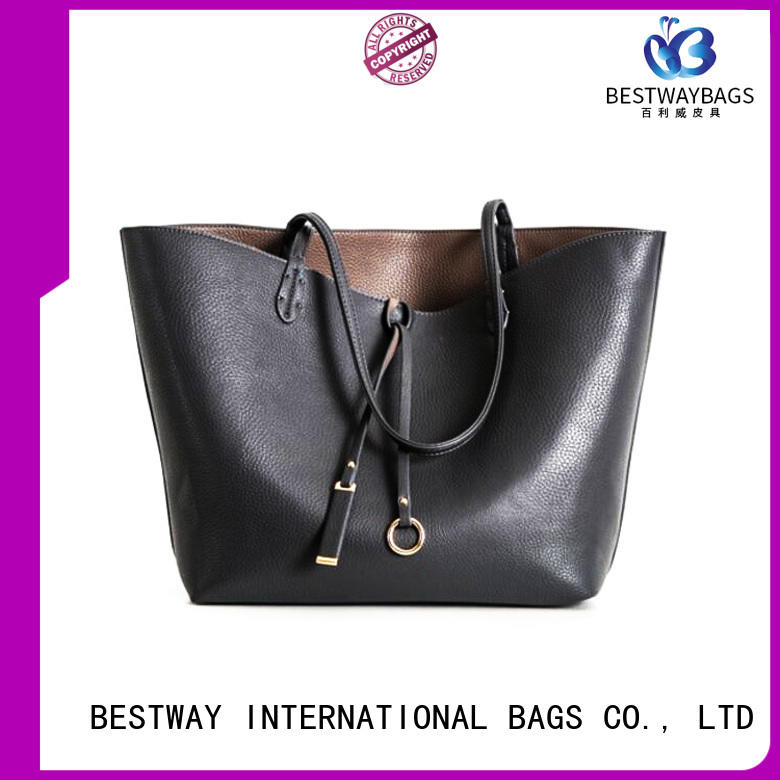 Bestway stylish leather handbags wildly for daily life