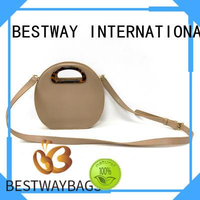 black pu leather bag online for girl Bestway