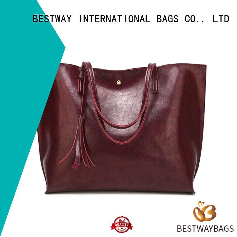 unique pu bag Chinese for ladies Bestway