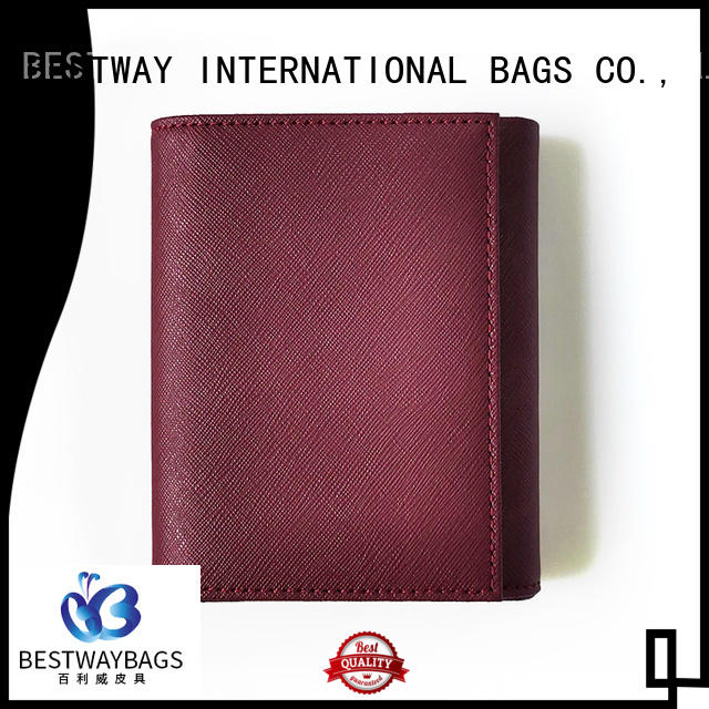 Bestway side leather bag personalized for work