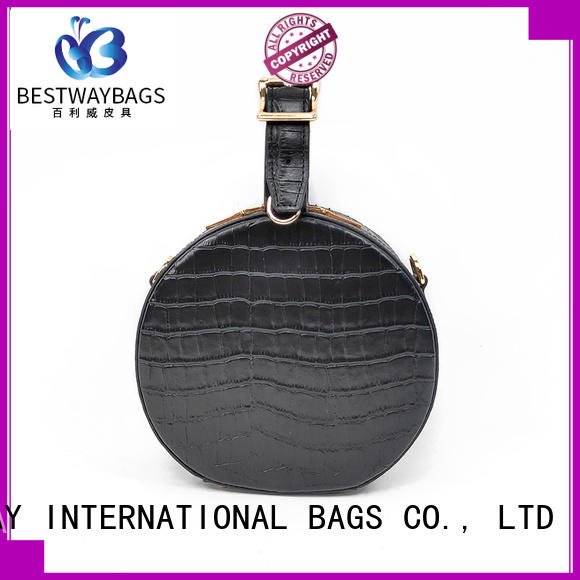 Bestway popular leather hobo bags on sale for daily life
