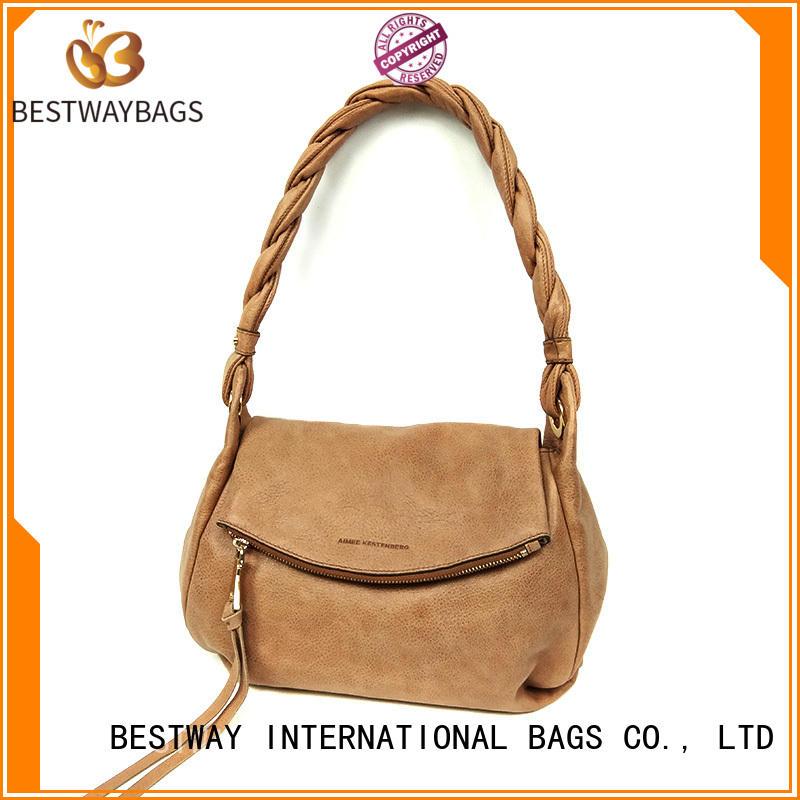 Bestway generous polyurethane bag Chinese for lady
