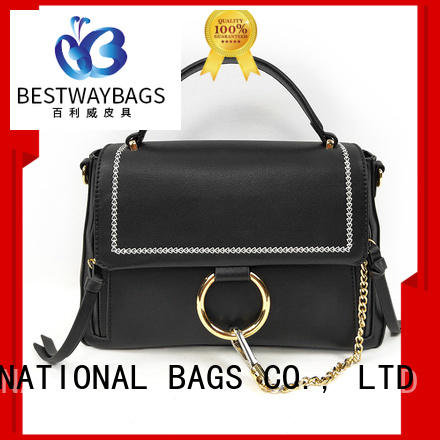 Bestway simple pu bag online for women