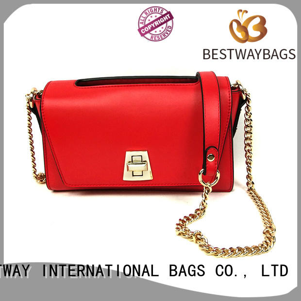 Bestway elegant pu bag supplier for women