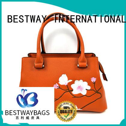 Bestway quality polyurethane bag online for women