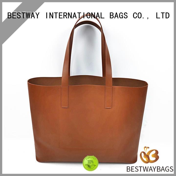 Bestway simple polyurethane bag online for women