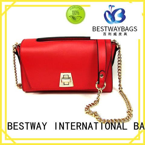 bestway polyurethane bag supplier for ladies Bestway
