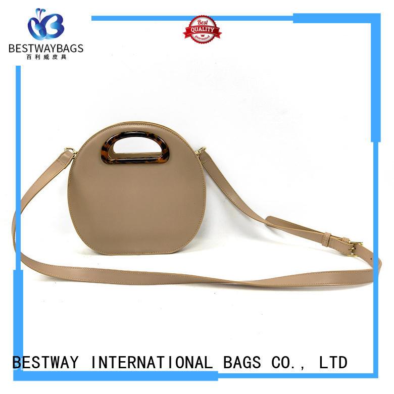 Bestway inexpensive pu bag for sale for ladies